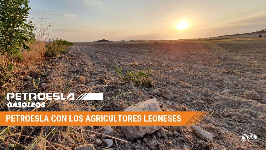 Ayudas para maquinaria agricultores de León