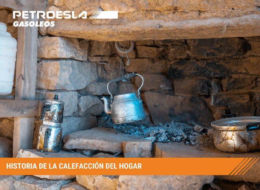 Calefacción gasóleo a domicilio, historia